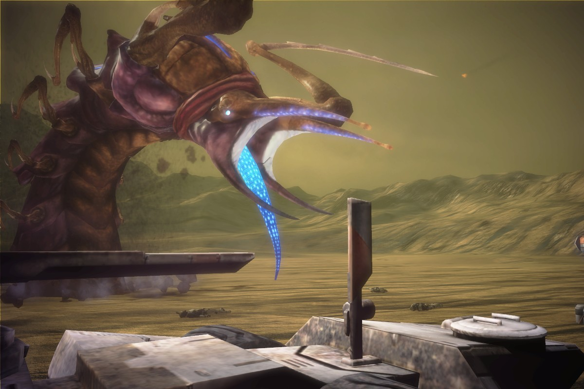 Species Mass Effect Universe Primer